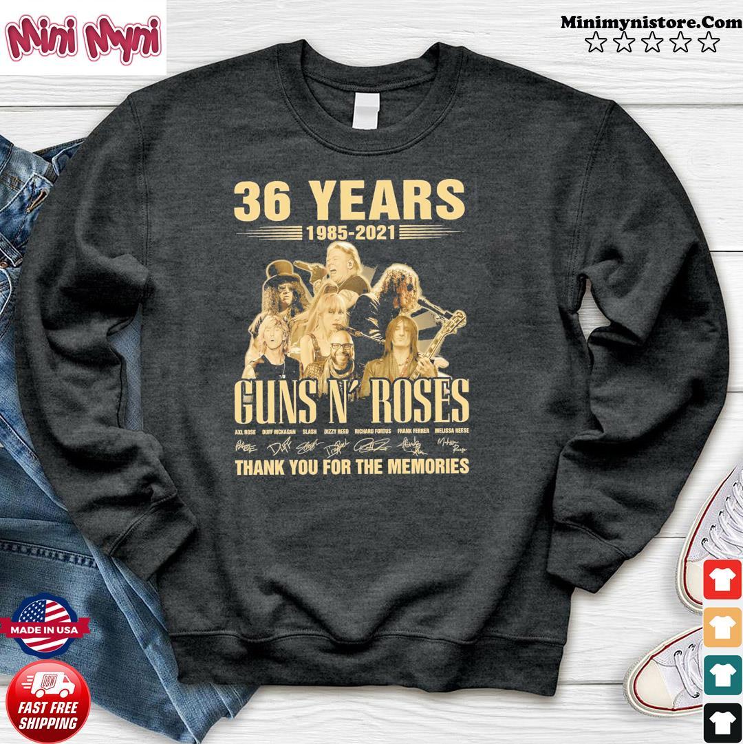 Slash 1985 Guns N/' Roses Men/'s Raglan Tee