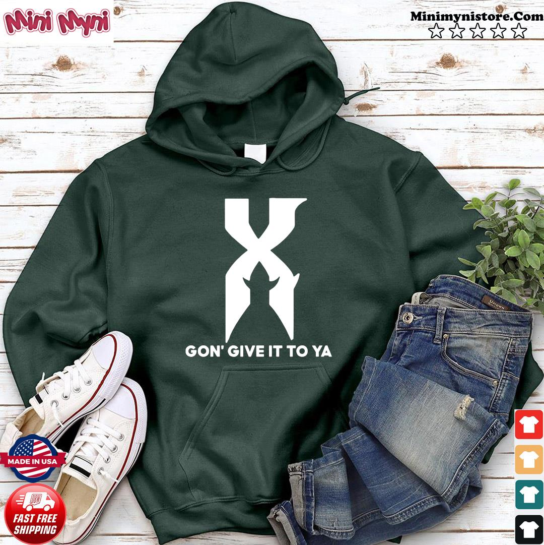Official X Gon' Give It To Ya Shirt, RIP DMX Shirt Hoodie